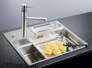 spülbecken küche edelstahl | geizkauf.com - Spülen Küche